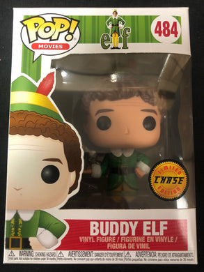 Funko Pop! Buddy Elf (Chase) #484