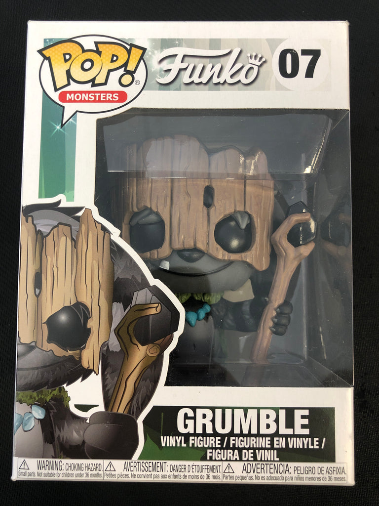 Funko Pop! Wetmore Forest: Grumble #07