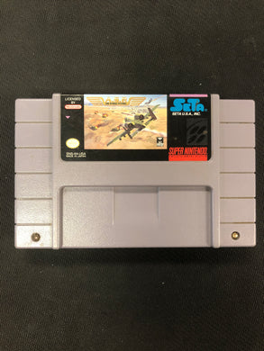 SNES: Air Strike Patrol
