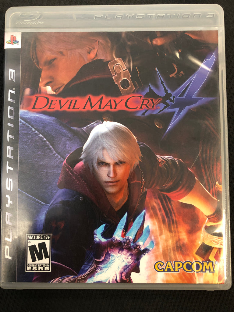 PS3: Devil May Cry 4