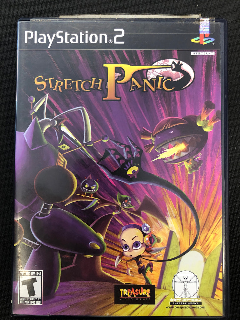 PS2: Stretch Panic