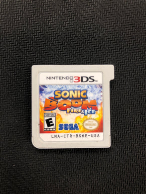 3DS: Sonic Boom: Fire & Ice (Cartridge Only)