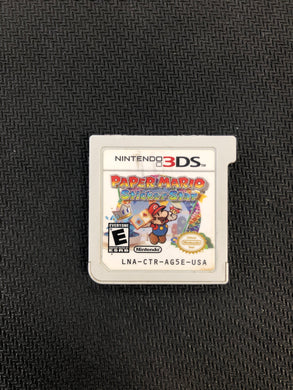 3DS: Paper Mario Sticker Star (Cartridge Only)