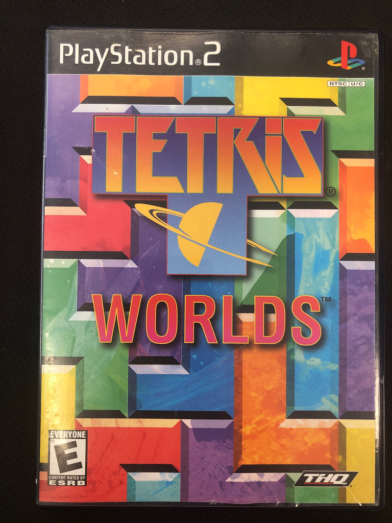 PS2: Tetris Worlds