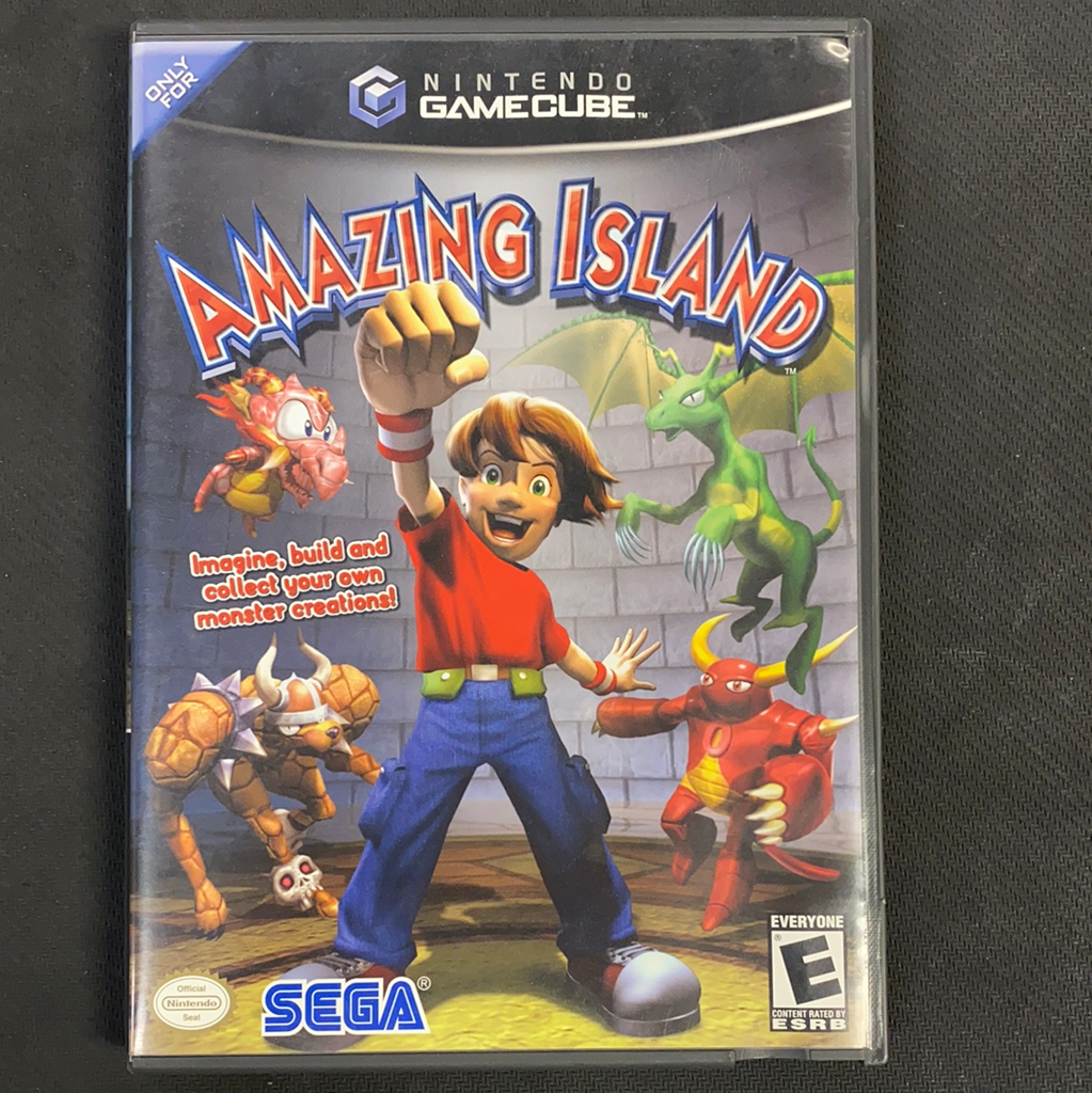 GameCube: Amazing Island
