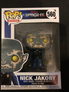 Funko Pop! Nick Jakoby #560