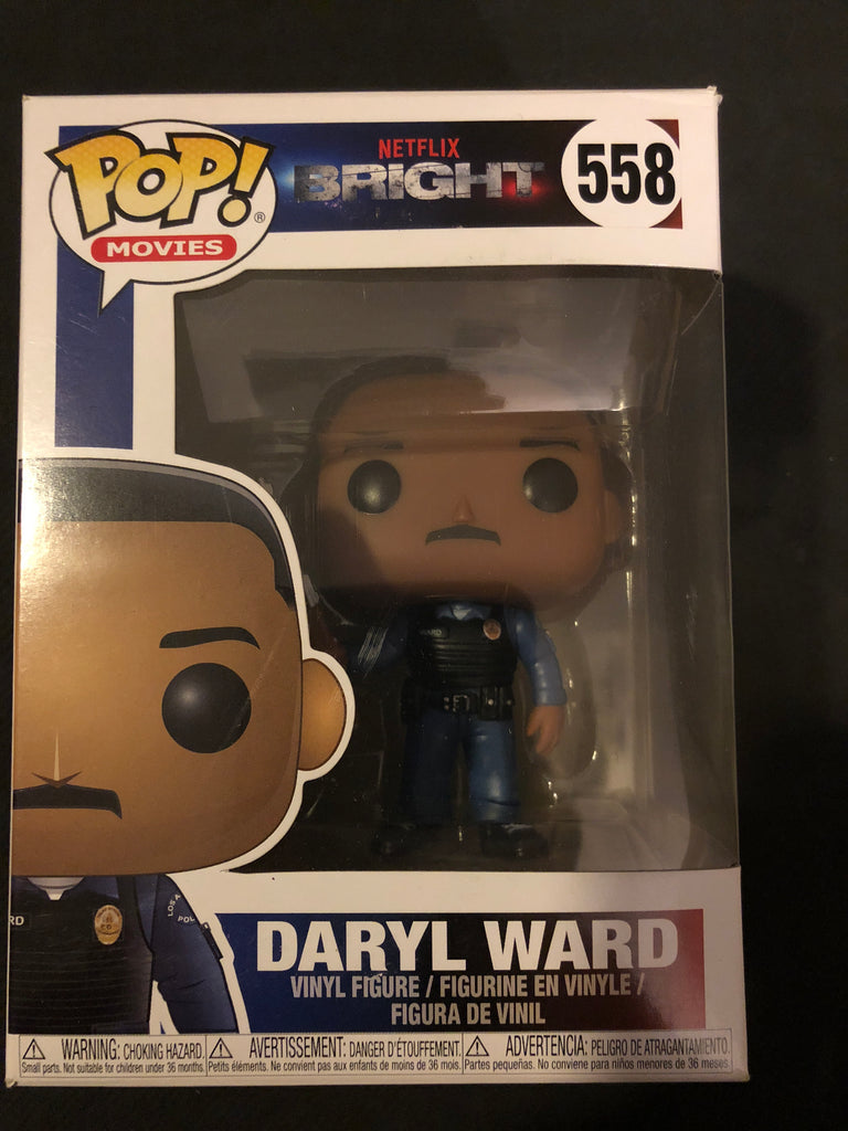 Funko Pop! Daryl Ward #558