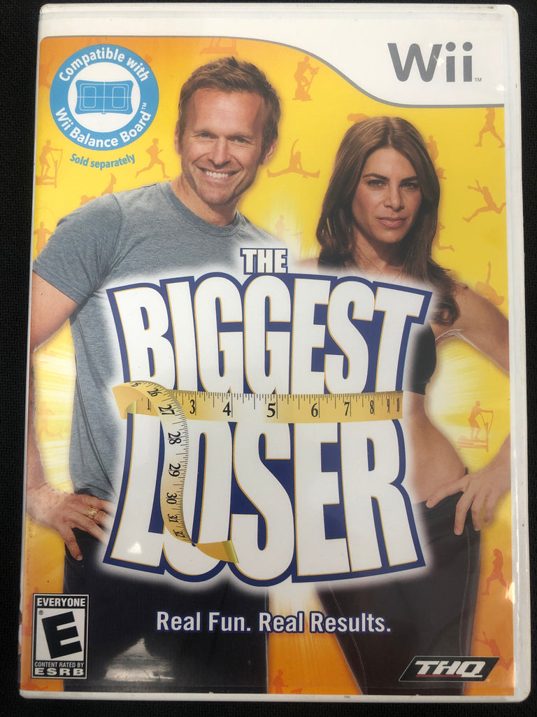 Wii: The Biggest Loser