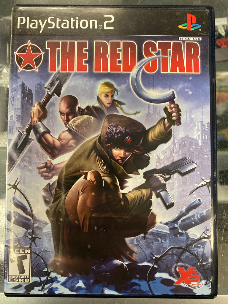 PS2: The Red Star