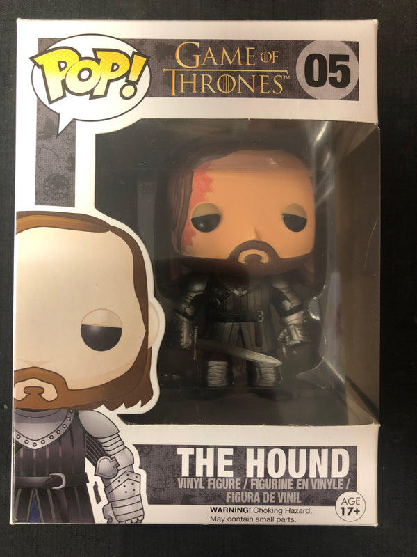 Funko Pop! Game of Thrones: The Hound #05