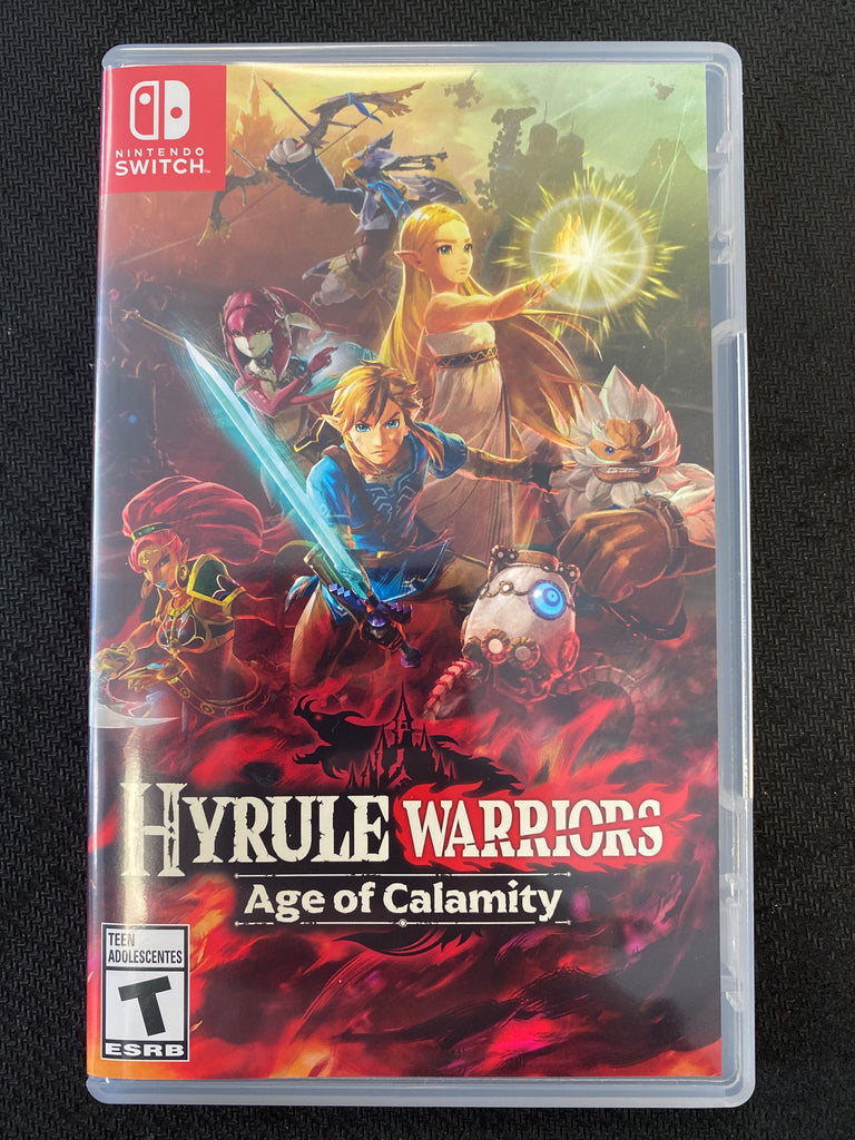 Switch: Hyrule Warriors: Age of Calamity