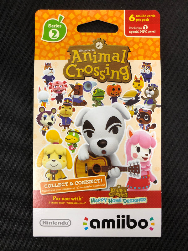 Animal Crossing: Series 2 Pack (amiibo)