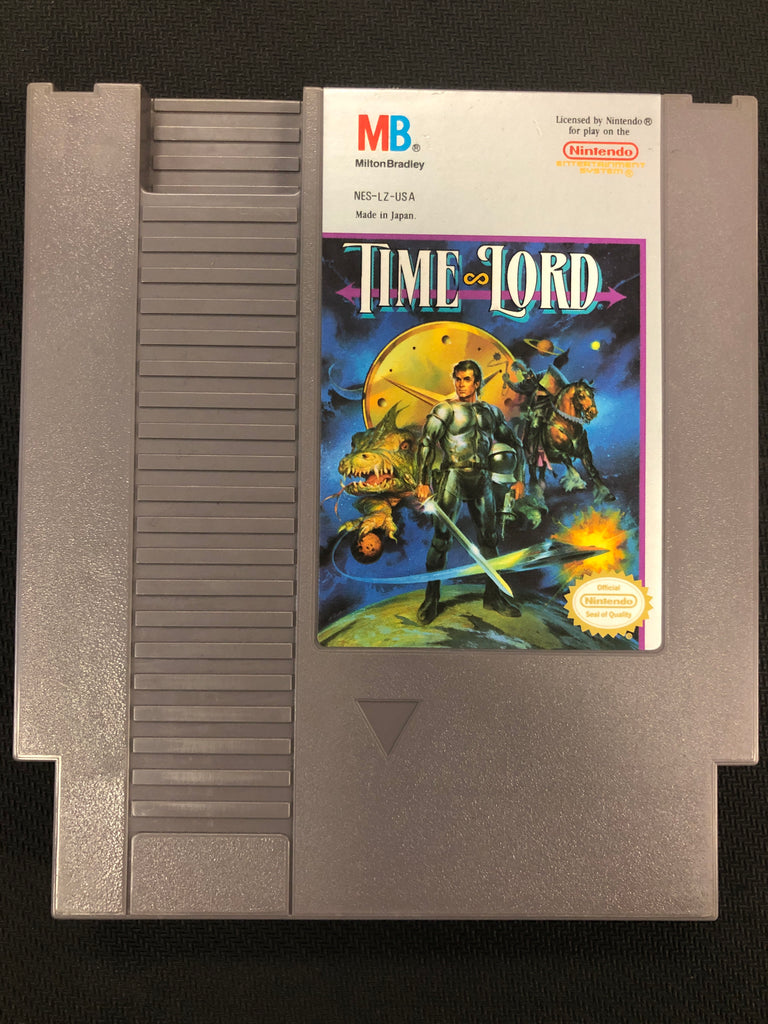 NES: Time Lord