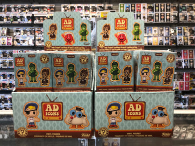 Funko Pop! Ad Icons: Mystery Mini's Sealed (Regular Edition)