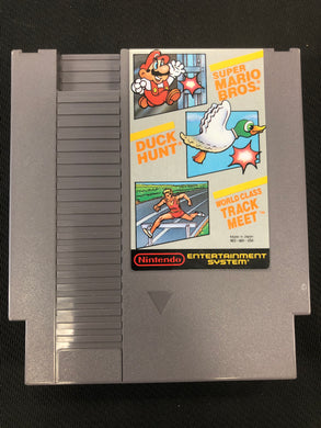 NES: Super Mario Bros/Duck Hunt/World Class Track Meet