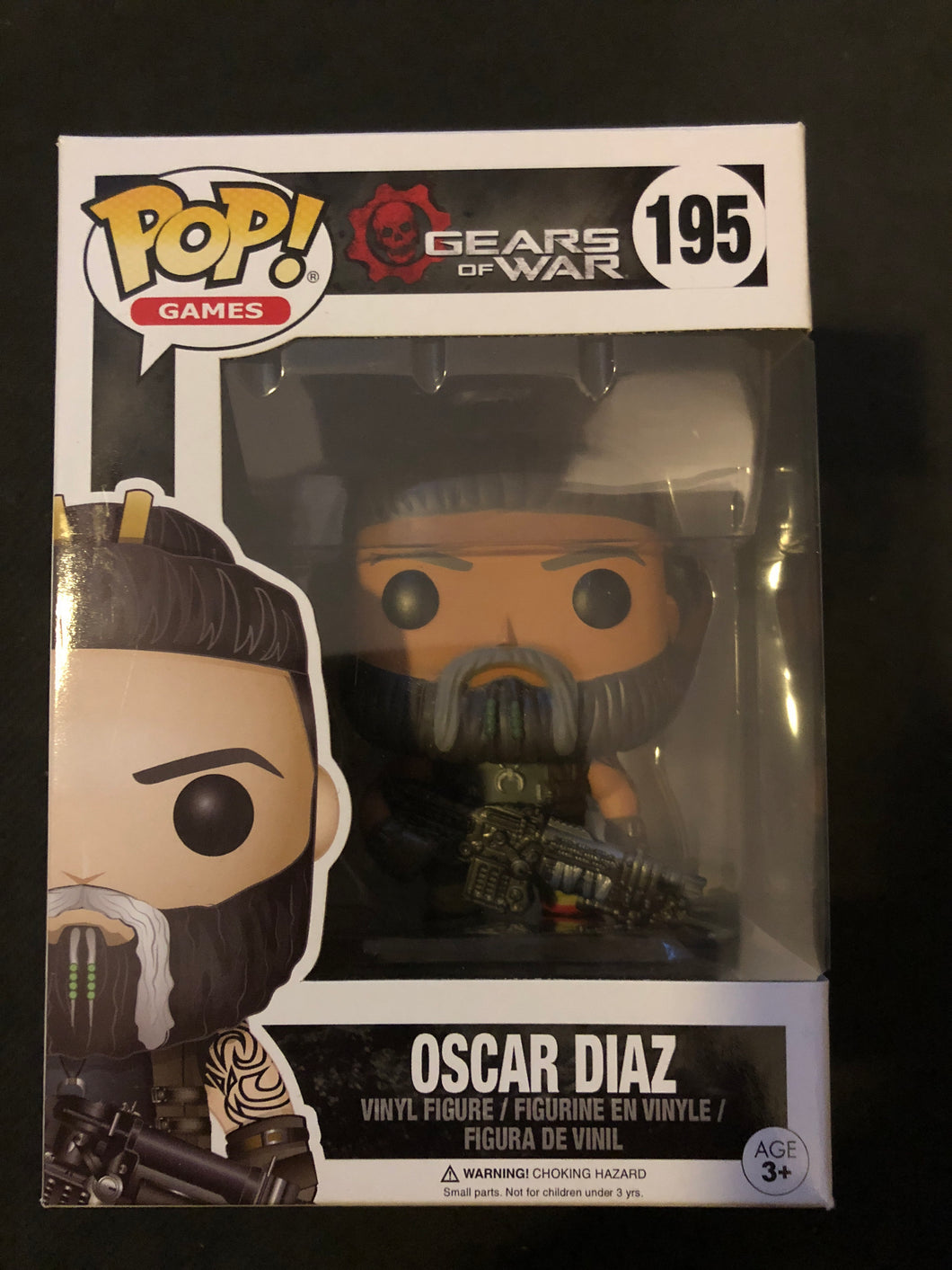 Funko Pop! Oscar Diaz #195
