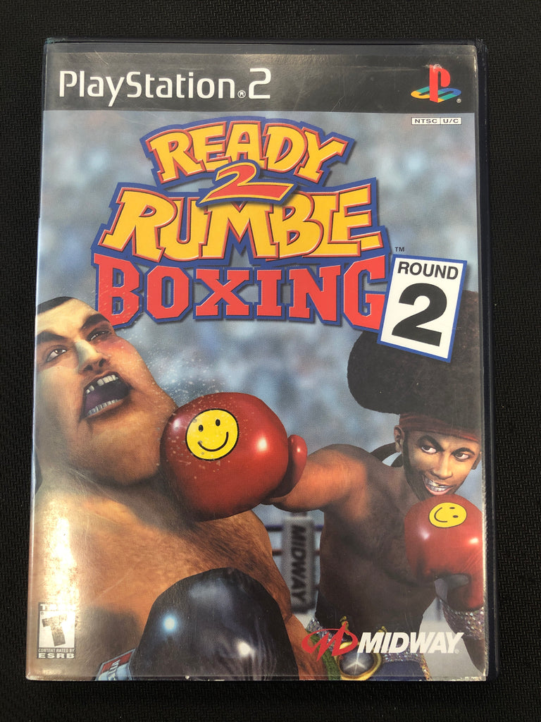 PS2: Ready 2 Rumble Boxing Round 2