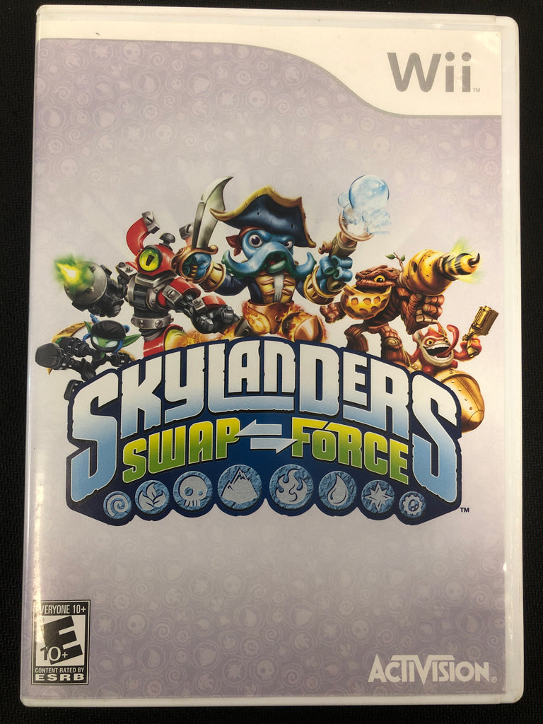 Wii: Skylanders Swap Force