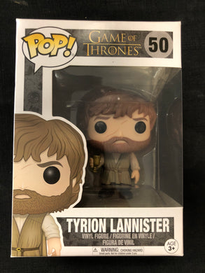 Funko Pop! Tyrion Lannister #50