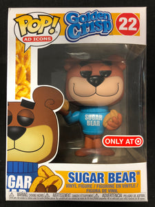 Funko Pop! Ad Icons: Sugar Bear #22