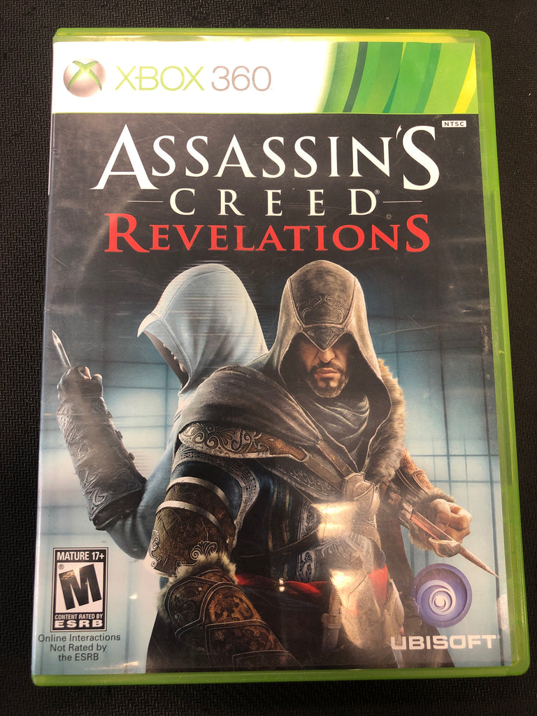 Xbox 360: Assassin's Creed Revelations