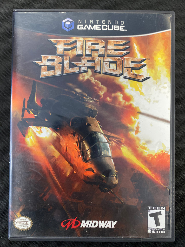 GameCube: Fire Blade