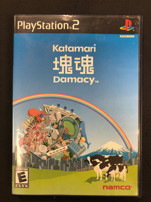 PS2: Katamari Damacy