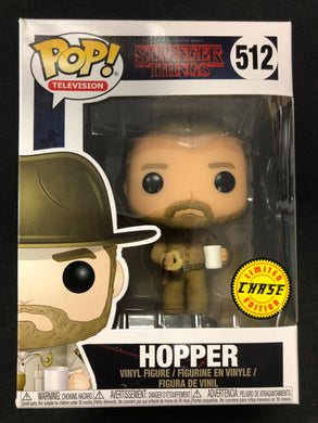 Funko Pop! Hopper (Chase) #512