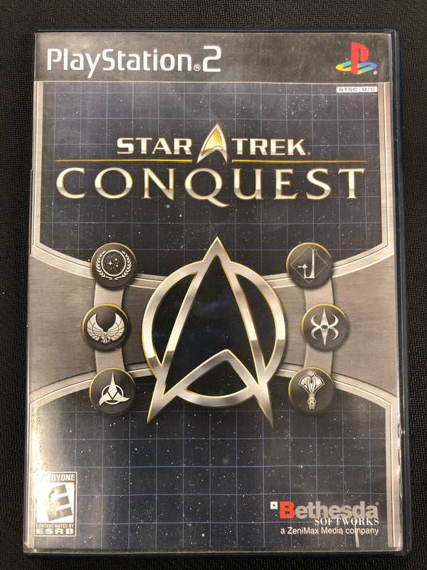 PS2: Star Trek: Conquest