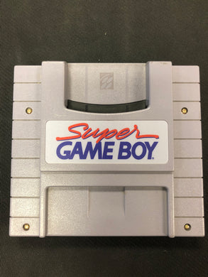 SNES: Super Game Boy