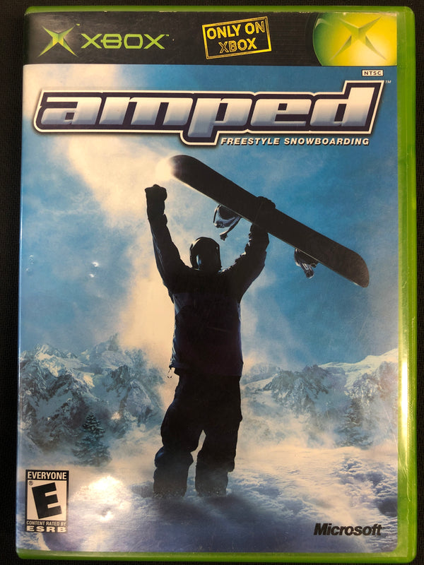 Xbox: Amped Snowboarding