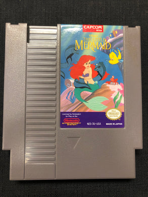 NES: The Little Mermaid
