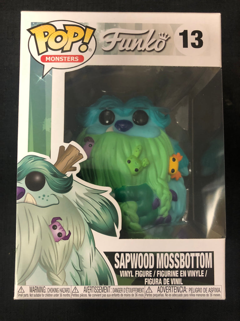 Funko Pop! Sapwood Mossbottom #13