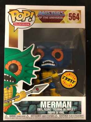 Funko Pop! Masters of the Universe: Merman (Chase) #564
