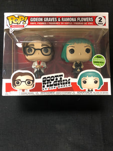 Funko Pop! Gideon Graves & Ramona Flowers (2 Pack)