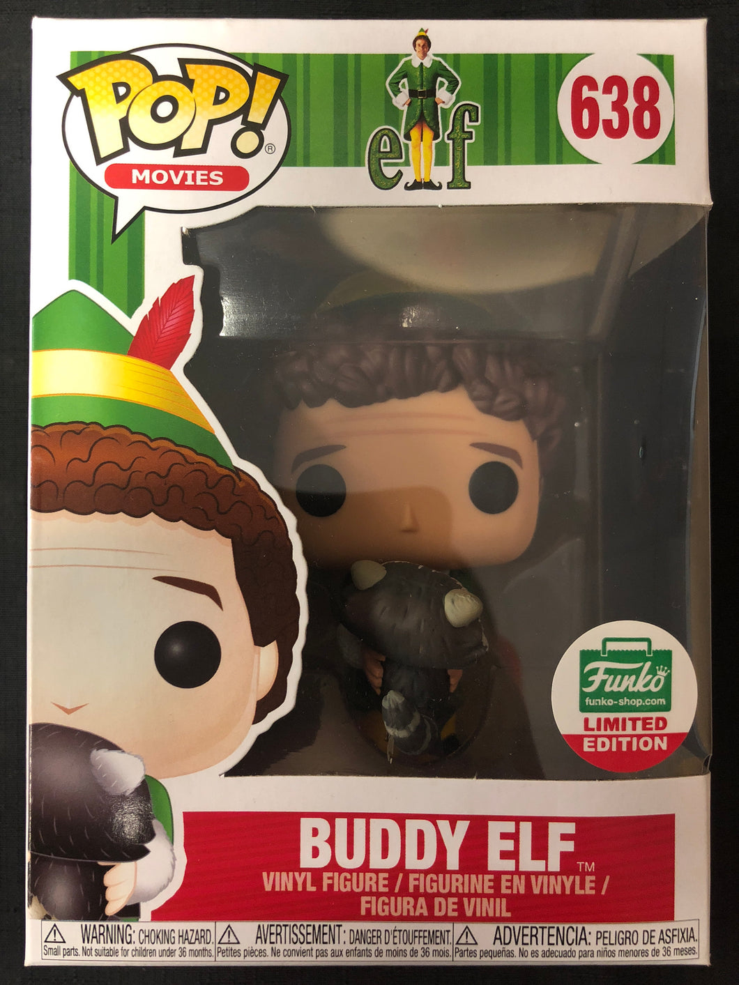Funko Pop! Buddy Elf #638