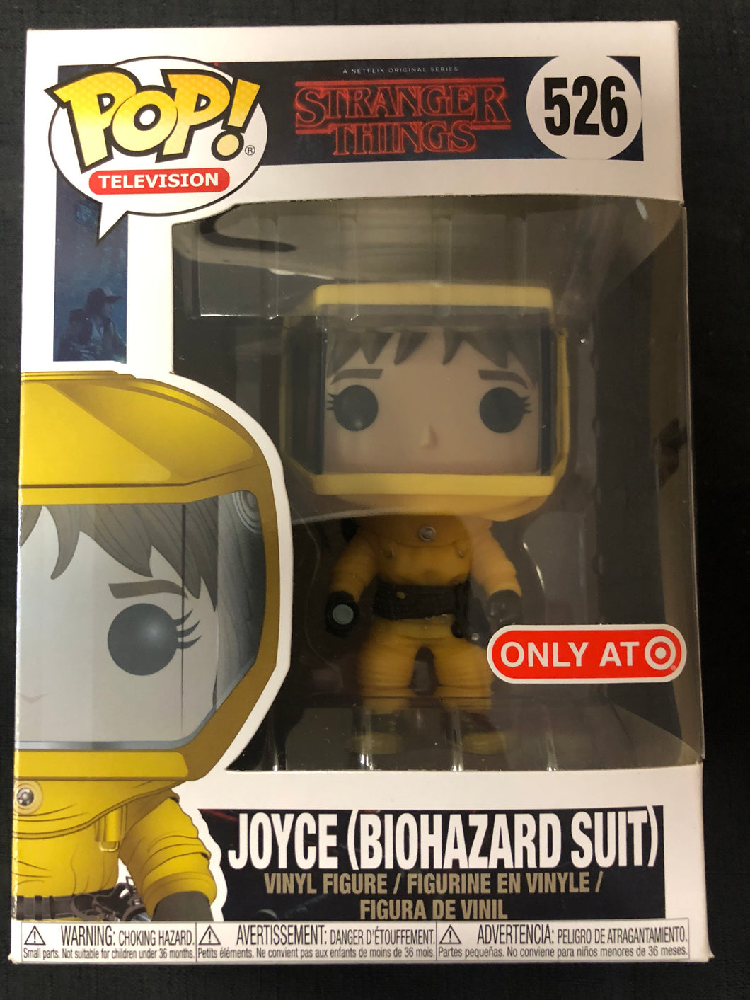 Funko Pop! Joyce (Biohazard Suit) #526
