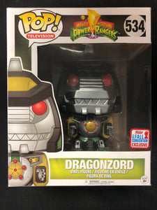 Funko Pop! Dragonzord #534