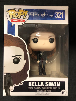 Funko Pop! Twilight: Bella Swan #321