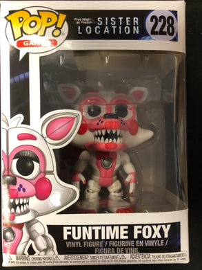 Funko Pop! Funtime Foxy #228