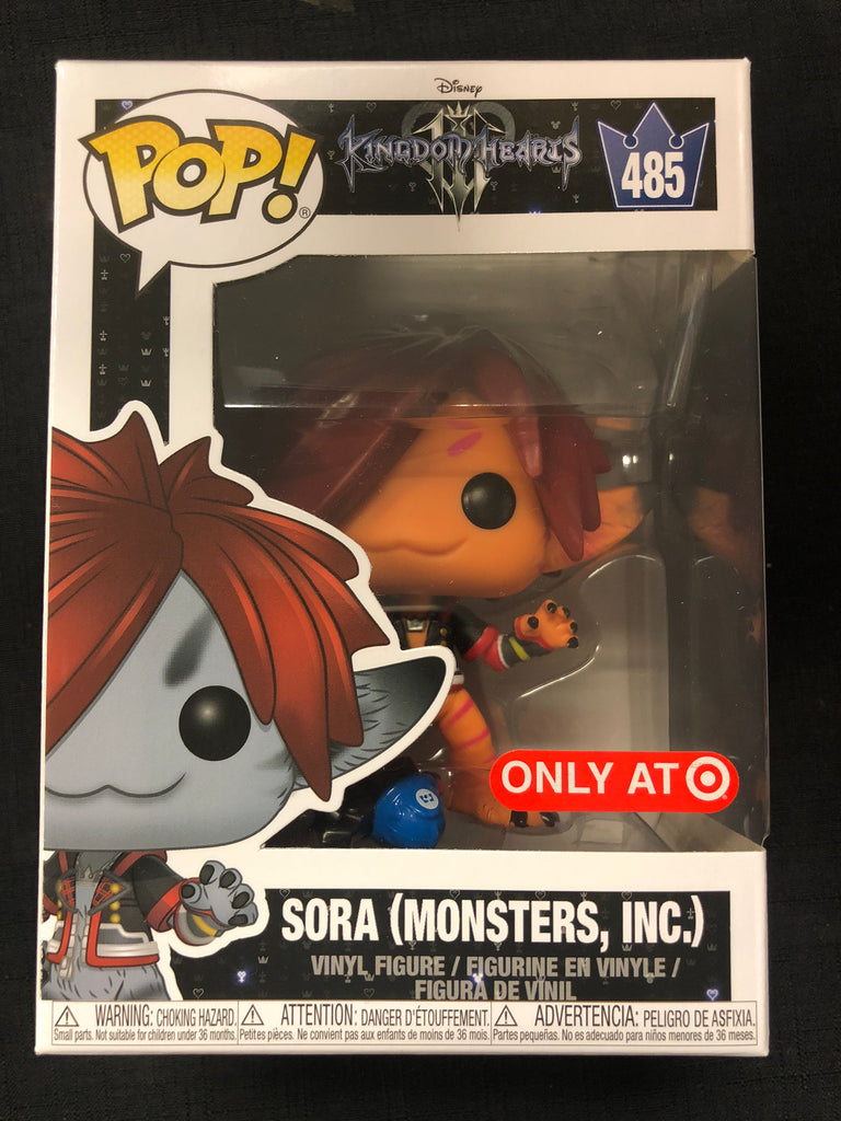 Funko Pop! Sora (Monsters, Inc.) #485