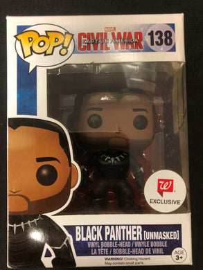 Funko Pop! Black Panther #138