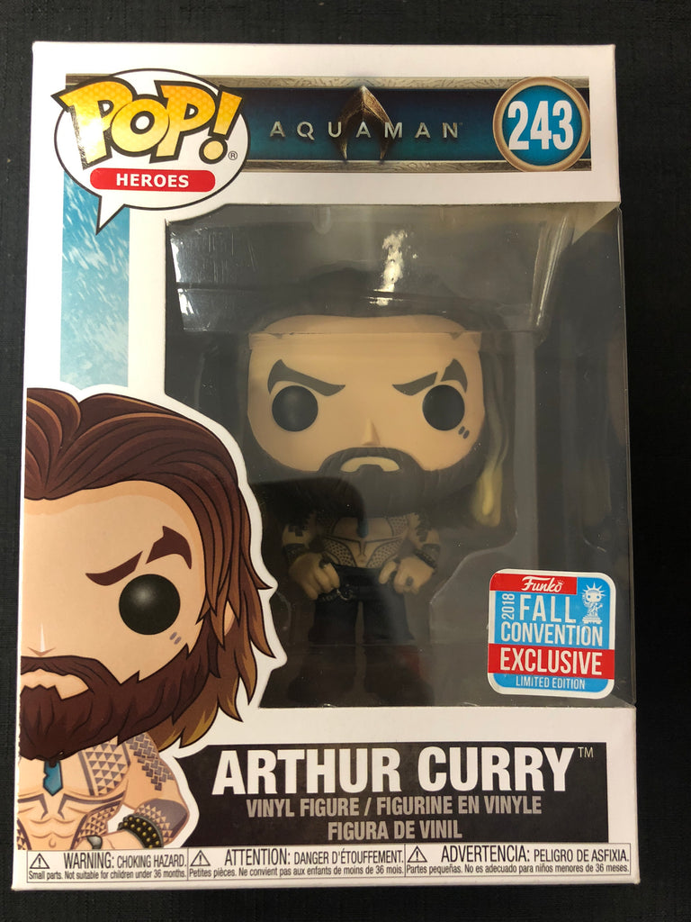 Funko Pop! Aquaman: Arthur Curry #243