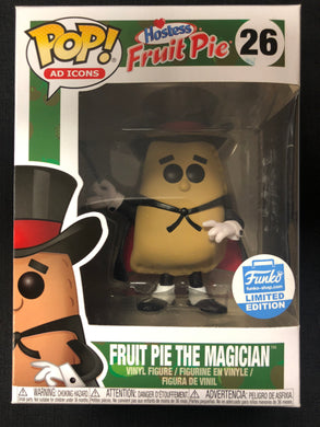 Funko Pop! Ad Icons: Fruit Pie The Magician #26