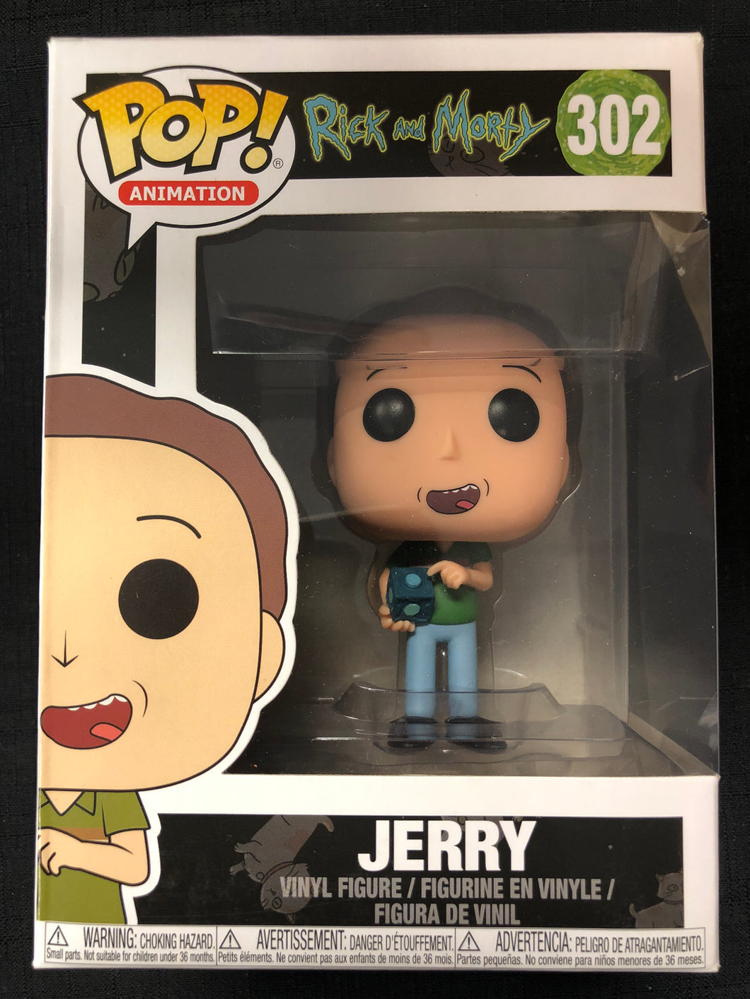 Funko Pop! Jerry #302