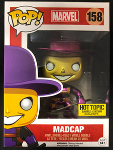 Funko Pop! Madcap (Metallic) #158