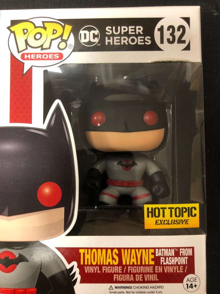 Funko Pop! Thomas Wayne #132