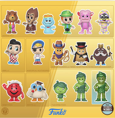 (Pre-Order) Funko Pop! Ad Icons: Mystery Mini's Sealed Box (Regular Edition)