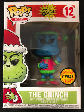 Funko Pop! The Grinch (Chase) #12