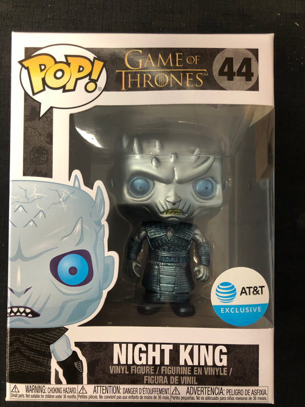Funko Pop! Game of Thrones: Night King (Metallic) #44